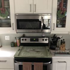 Coffee house noodle board stove cover stovetop cover   Etsy Flat Top Stove, Stove Top Cover, Stove Covers, Farmhouse Signs, Rustic Farmhouse, Farmhouse Style, Kitchen Stove Top, Stove Board, Noodle Board