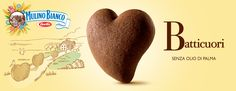 Batticuori - Mulino Bianco Biscotti, Snacks, Fruit, Bella, Food, Italia, Appetizers, Essen, Meals