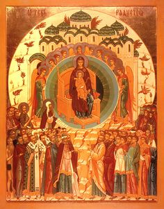 The Synaxis of the Most Holy Theotokos: On the second day of the feast, the Synaxis of the Most Holy Theotokos is celebrated. Combining the hymns of the Nativity with those celebrating the Mother o...