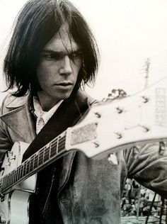 Neil Young What a song writer - so many great songs but my favorite is Unknown Legend