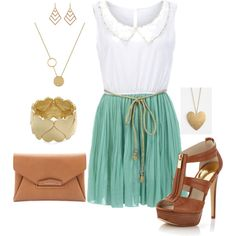 its blue by roxigranville on Polyvore