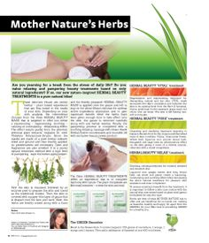 Mother Nature's Herbs by New La Fem Saloon
