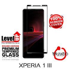 Brando Workshop Full Screen Coverage Glass Protector (Sony Xperia 1 III) - Black Phone Screen Protector, Glass Protector, Usb Gadgets, Sony Xperia, Workshop, Black, Atelier, Black People, Work Shop Garage