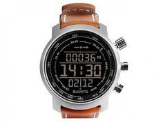 Relógio Unissex Esportivo Digital - Altímetro e Barômetro - Suunto Elementum…