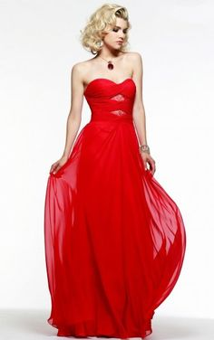 38c5b115f78c0 A-line Sexy Red Formal Dress Evening Dress Prom Dress 2015 faviana 7551