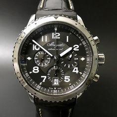 Breguet Transatlantique Type XXI Flyback (2005). #watchporn #watchmania #wristwatch #watchoftheday #timepiece #secondhand #instawatch #secondoriginalwatch #jamtanganseken #preownedwatch #luxurywatch. www.mulialegacy.com
