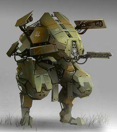 20140729 by Zhangx on DeviantArt Rpg Cyberpunk, Mecha Suit, Robots Characters, Arte Robot, Sci Fi Environment, Mekka, Lego Mecha, Android, Robot Design