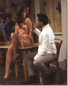 Marianna Hill and Elvis Presley : Paradise Hawaiian Style - Paramount 1966