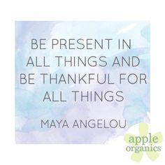 Be here. Be thankful. Happy Saturday! #Happy #Saturday #Weekend #Thankful #Grateful #Live #Love #ToxicFree #AnAppleADay #OrganicSkincare #AllNatural #Vegan #CrueltyFree #Beauty #SkinCare #SmallBatch #GreenBeauty #ecoSkincare #ShopSmall #GreenvilleSC #yeahTHATgreenville #HaveABeautifulDay #BeautifulSkinStartsHere #AppleOrganics #Shop #Follow #OrganicBeauty #NaturalBeauty #WomenInBusiness