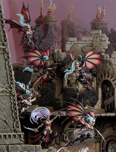 Daughters of Khaine: Here Come The Harpies - Bell of Lost Souls