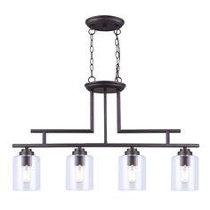 Canarm Montebello pendant light (rustic, industrial) Rona $99