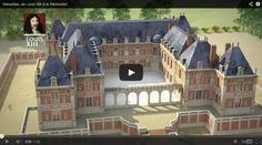 Vidéo du chateau de Versailles (Ressources pour les enseignants de CM2)