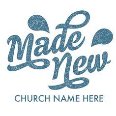 Made New Baptism Des