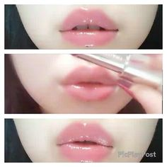 Gorgeous makeup on gorgeous women Beautiful Lips, Gorgeous Makeup, Pretty Makeup, Makeup Looks, Lip Makeup, Makeup Cosmetics, Makeup Tips, Beauty Makeup, Chanel Rouge Coco Shine