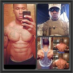 Support Military Muscle shares........  Bo Jones  HM2  US Navy  @Bo_Knows_Fitness