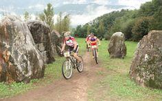 Manca poco alla #3TBike 2014 a Telve Valsugana! La gara di #crosscountry più esaltante dell'anno! 30 km di #adrenalina e un paesaggio splendido! #bikeintrentino #mountainbike #bikers Ph Credits: mountainblog.it