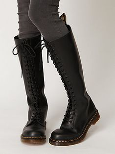 20 Eye Zip Boot @ $150
