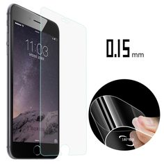 BASEUS Explosion-proof Screen Protector Tempered Glass For Apple iPhone 6 Plus Apple Watch Accessories, Ipad Accessories, Cell Phone Accessories, Iphone 5s, Apple Iphone 6, Wearable Device, Tempered Glass Screen Protector, 6s Plus, Innovation
