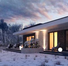 Zx96 D to wyjątkowy dom z kategorii projekty domów do 160 m2 Home Fashion, Mansions, House Styles, Design, Home Decor, Ideas, Home, Projects, Mansion Houses