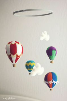 Luchtballon vilt voor in wijnkistje?