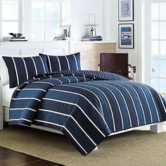 Twin Quilt Nautica Knots Bay * You can get more details by clicking on the image.