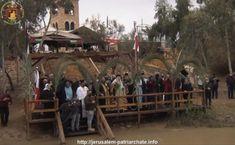 Ιεροσόλυμα: Πραγματοποιήθηκε ο Αγιασμός των Υδάτων στον Ιορδάνη Ποταμό (ΦΩΤΟ Cabin, House Styles, Cabins, Cottage, Wooden Houses