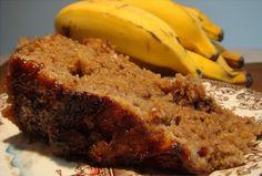 Es hora de aprender a prepara el popular y muy delicioso bizcochuelo de banana para que lo disfrutes junto a tus seres queridos a la hora del postre.