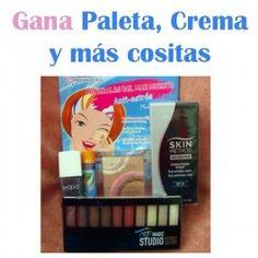 Gana #Paleta #Crema y más cositas ^_^ http://www.pintalabios.info/es/sorteos-de-moda/view/es/4685 #ESP #Sorteo #Cosmetica