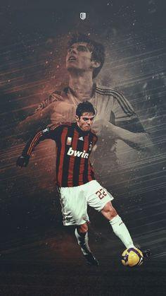 newest eeea0 4c3ba Soccer Art, Football Art, Football Love, Ac Milan, Ricardo Kaka, Milan