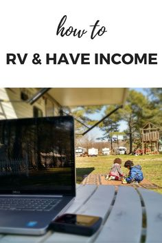 You can RV full time and still work to finance your travels! RV life, RV living, RV lifestyle
