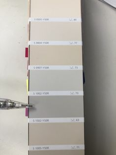 Kolor ścian NCS S 1502-Y50R