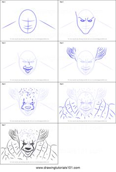 How To Draw A Self Portrait Easy Step By Step