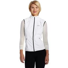 GORE RUNNING WEAR Women's Mythos Windstopper Soft Shell Light Vest * Check out the image by visiting the link. (This is an affiliate link) #JacketsCoats