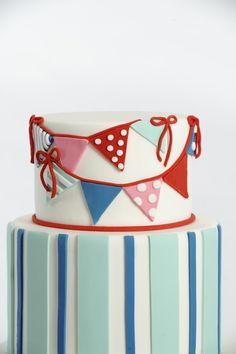 Cake it Pretty: Fondant Tutorial- Style Sweet CA by Tessa Huff