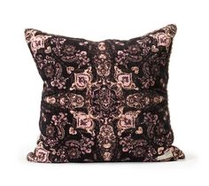 Odd Molly home interior collection FW15 | Pillow with prints and embroideries | Interior design | www.oddmolly.com
