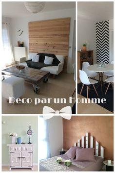 Dans la charmante ville de Valence, Drôme Ardèche, rénovation d'un appartement de 50m2 très lumineux. Du Blanc, du Bois, du Cuivre et de l'apaisement, bonne visite...