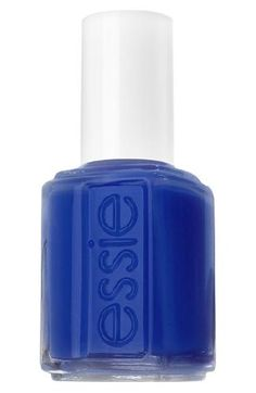 mezmerised Deep Royal Blue Nail Polish, Nail Color, and Nail Lacquer by Essie. Create the perfect at-home manicure with this deep royal blue nail color polish. Manicure And Pedicure, Essie Nail Colors, Nail Polish Colors, Nail Colour, Royal Blue Nail Polish, Essie Nail Polish, Opi Nails, Coffin Nails, Nailed It