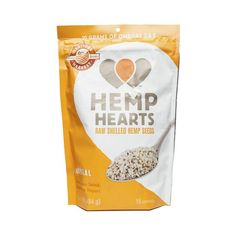 Experience delicious nutty flavor and a boost of nutrients with these powerful little Manitoba Harvest Hemp Hearts, also known as shelled hemp seeds. Zucchini Muffin Recipes, Zucchini Muffins, Snacks For Work, Healthy Work Snacks, Healthy Food, Grain Brain, Hemp Hearts, Raw Food Diet, Paleo Diet