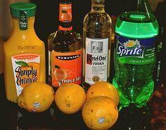 Waterman's Orange Crush Drink Mix Recipe