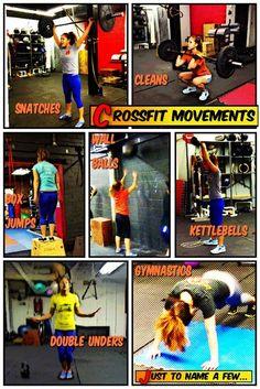CrossFit Movements