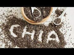 How To Consume Chia Seeds For Weight Loss. chia seeds are considered an excellent food option for those who are trying to lose weight. Not only do chia seed Omega 3, Salvia Hispanica, Avocado Smoothie, Chia Benefits, Health Benefits, Granola, Best Superfoods, Healthy Seeds, Lemon Water