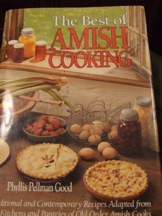 The Best of Amish Cooking « Library User Group