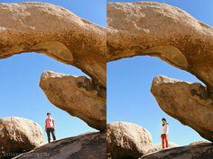 Arch Rock Joshua Tree National Park Pictures // localadventurer.com