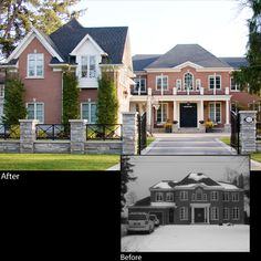 Home renovation by David Small Designs www.davidsmalldesigns.com #homerenovation #before