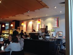 Arabica Cafe - Grey St, Wellington CBD