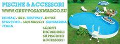 Gruppo San Marco è rivenditore #online di #piscine e #accessoripiscine