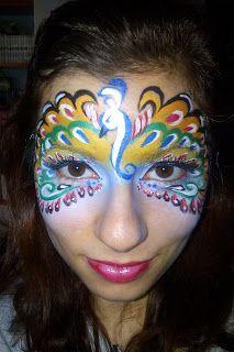 Maschera di carnevale-Mardi gras