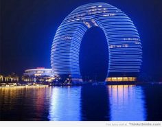 Amazing Hotel in China