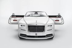 """The House of Rolls-Royce has announced its Spring/Summer 2017 Couture collection. Signature detailing in vibrant colour will complement palettes of classic white as Dawn is Inspired by Fashion."""