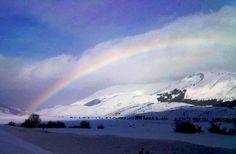 L'arcobaleno sugli Altopiani Maggior!